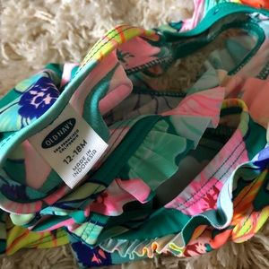 Old Navy Swim - Swim suit floral print